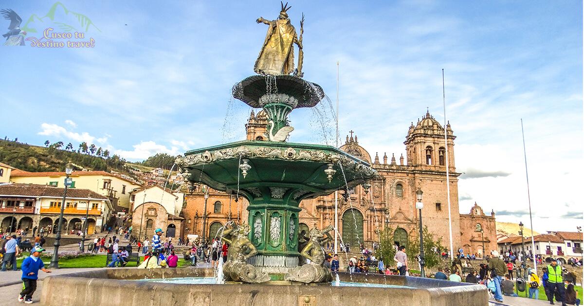 Pileta-Plaza-de-Armas-Cusco