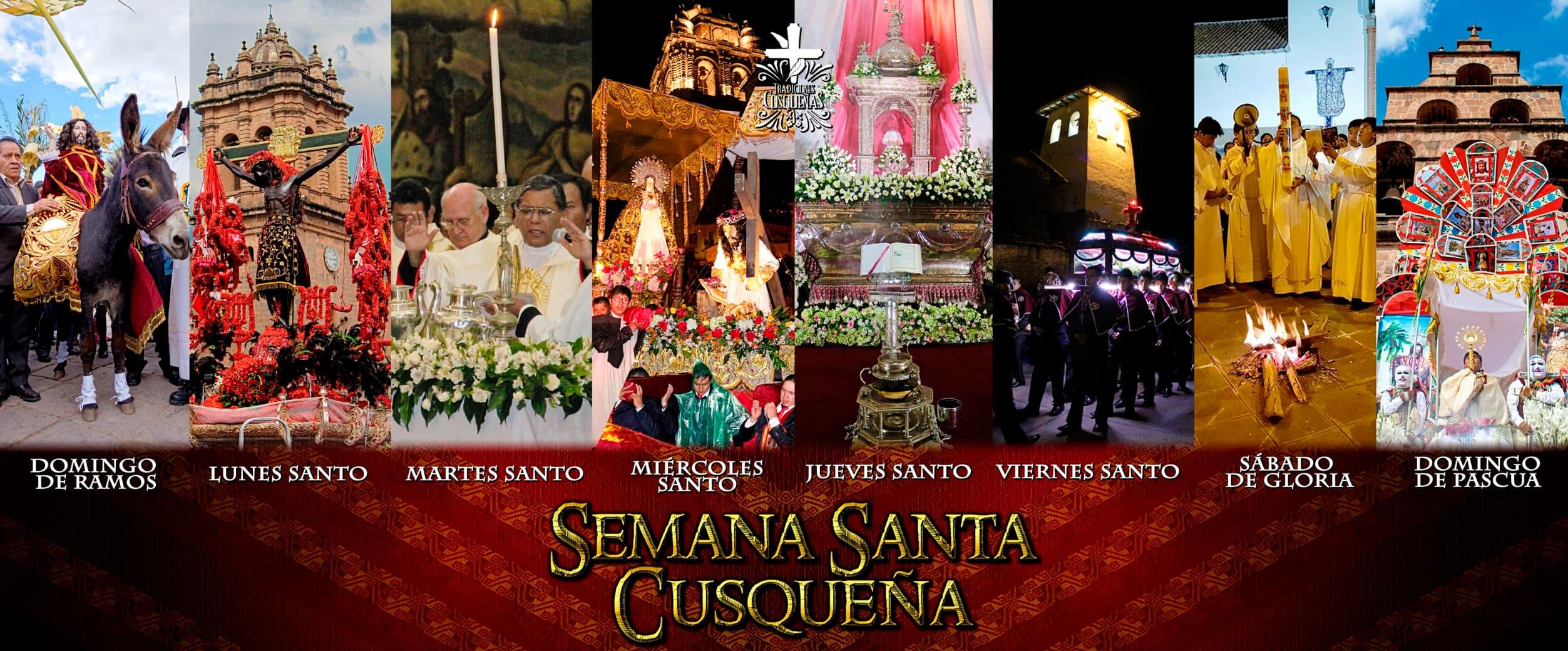 Festividades Cusco 2021